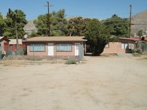 1BR/1BA REAR HOUSE 2 ON A LOT in Yucca Valley, California