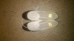 women's size 6.5 Joan and David patent leather flats in Kankakee, Illinois