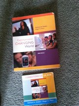 Communication in a Changing World by Dobkin/Pace w/CD in Beaufort, South Carolina