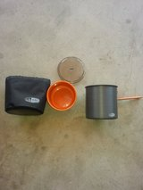 Backpacking Cook Kit - GSI Outdoors nForm Ultralight Soloist Cook System in 29 Palms, California