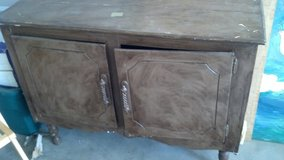 Shabby Chic Cabinet in Conroe, Texas