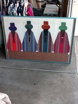 Bolivia weaved picture in Naperville, Illinois