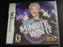 Nintendo DS Minute To Win It NEW game in Fort Riley, Kansas