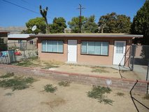 Santa Fe 2br/1ba FRONT HOUSE OF 2 ON A LOT in Yucca Valley, California
