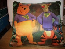 #8000 WINNIE THE POOH AND TIGGER THROW PILLOW in Fort Hood, Texas