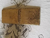 Gold Metallic wallet Vintage in Alamogordo, New Mexico