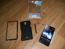 Sony Ericsson Experia TL case & sketch Stylus in The Woodlands, Texas