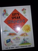 Let's Speak Spanish! -  A First Book of Words book in Camp Lejeune, North Carolina
