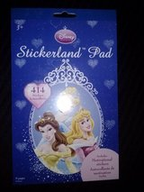 NEW Disney Princess Stickers in Camp Lejeune, North Carolina