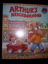 Arthur's Neighborhood Hard Cover Book in Camp Lejeune, North Carolina