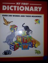My First Dictionary book in Camp Lejeune, North Carolina