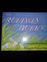 The Runaway Bunny softcover book in Camp Lejeune, North Carolina